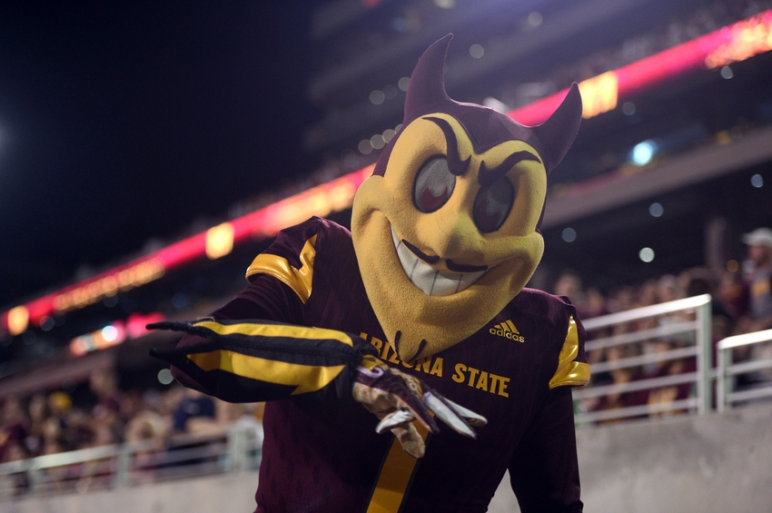 Arizona State University Ranked #1