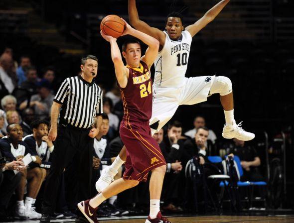 Joey-king-brandon-taylor-ncaa-basketball-minnesota-penn-state-590x900