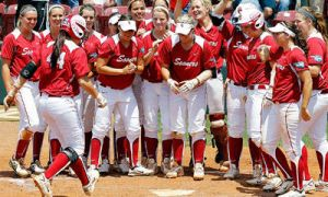The Oklahoma Sooners are hoping to repeat their 2013 Women's College World Series softball championship as the 33rd edition of the WCWS begins on Wednesday at ASA Hall of Fame Stadium in Oklahoma City.