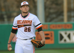 Big 12 Player of the Year in 2014, Zach Fish of Oklahoma State, was am 11th-round pick of the Chicago White Sox in the just-concluded 2014 MLB draft.