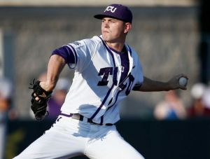 TCU freshman left-hander Tyler Alexander (10-3, 1.94 ERA) will get the start for the Horned Frogs in their NCAA Super Regional deciding game against Pepperdine.