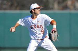 Texas shortstop C.J. Hinojosa had two hits and drove in two runs in Texas' 4-0 victory over Houston on Saturday, sending the Longhorns to their record 35th appearance in the College World Series.
