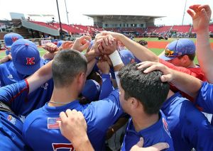 The Kansas Jayhawks, third-place finishers this season in the Big 12, saw their season come to an end on Sunday following an 8-6 loss to Kentucky in the NCAA Baseball Louisville Regional.
