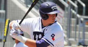 Junior first baseman Kevin Cron of TCU.