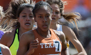 The Texas women's track squad finished second in the NCAA Outdoor Track and Field Championships in Eugene, Ore., over the weekend. The Lady Longhorns also finished second in the NCAA Indoor Championships earlier this year.