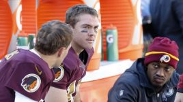 Colt McCoy to Start for Redskins Against Colts