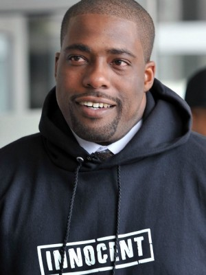Brian Banks Atlanta Falcons