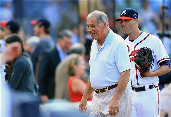 Former Atlanta Braves manager Bobby Cox elected to Baseball Hall of Fame