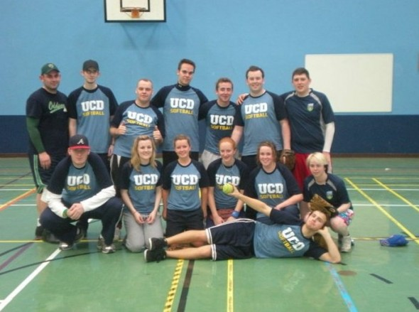 UCD Softball
