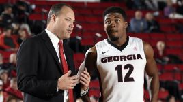 Georgia Bulldogs blast past Troy, 82-60