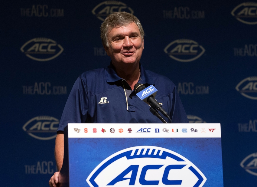 Paul-johnson-ncaa-football-acc-football-kickoff