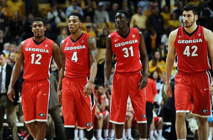 Georgia Bulldogs: Very Much Part of Big 12/SEC Challlenge