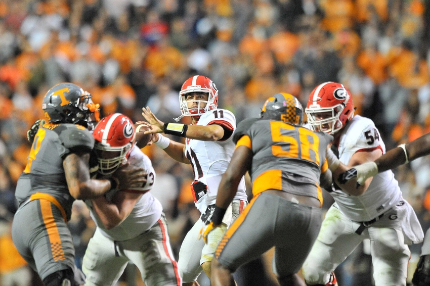 Greyson-lambert-ncaa-football-georgia-tennessee