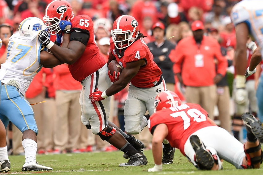 Georgia Bulldogs: 5 Players to Watch vs. Tennessee