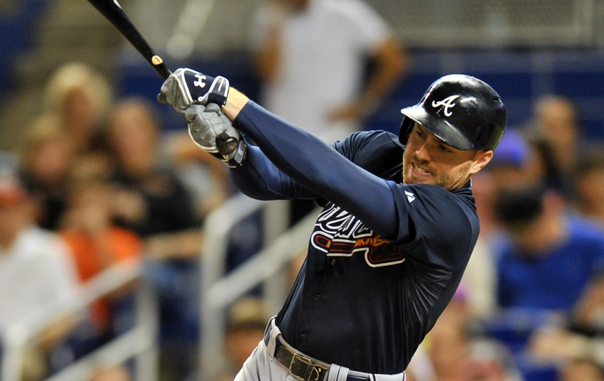 Freddie-freeman-mlb-atlanta-braves-miami-marlins