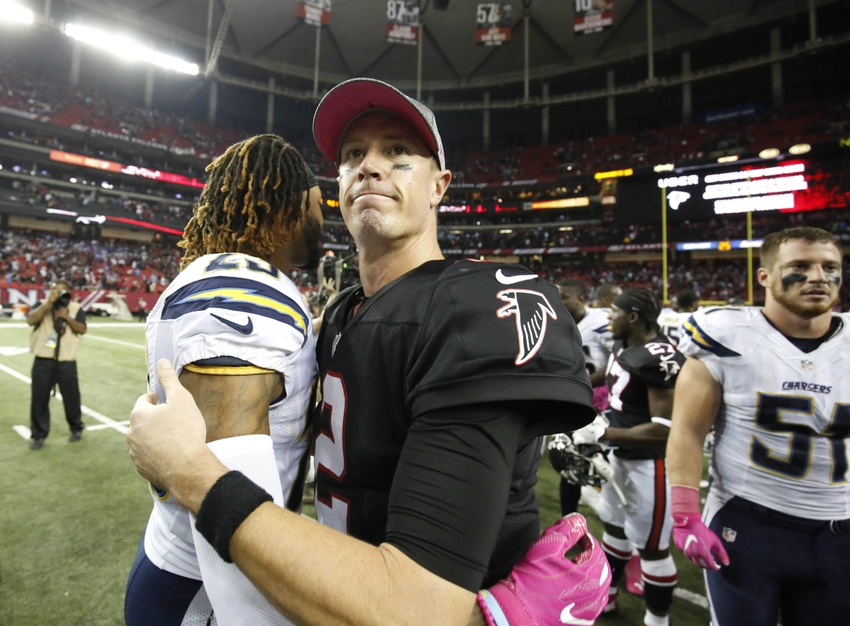 Ryan, Falcons beat Bucs 43-28 to retain control in NFC South