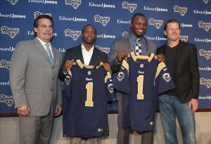 2013 Saint Louis Rams 1st round picks