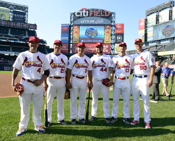 St. Louis Cardinals All-Stars