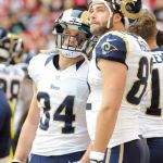 St. Louis Rams Chase Reynolds