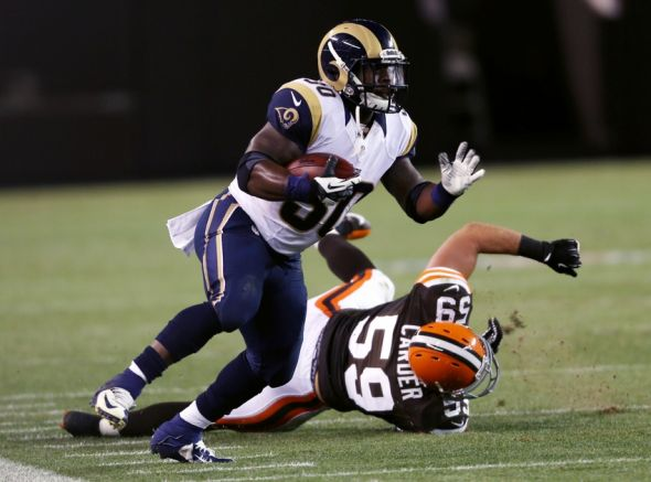 St. Louis Rams Cleveland Browns