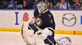 What is St. Louis Blues' Plan if Brian Elliott Misses Time?