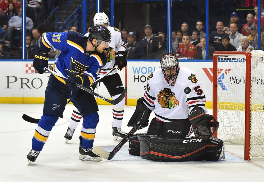 Best of NHL: Blackhawks strike quickly for OT win over Blues