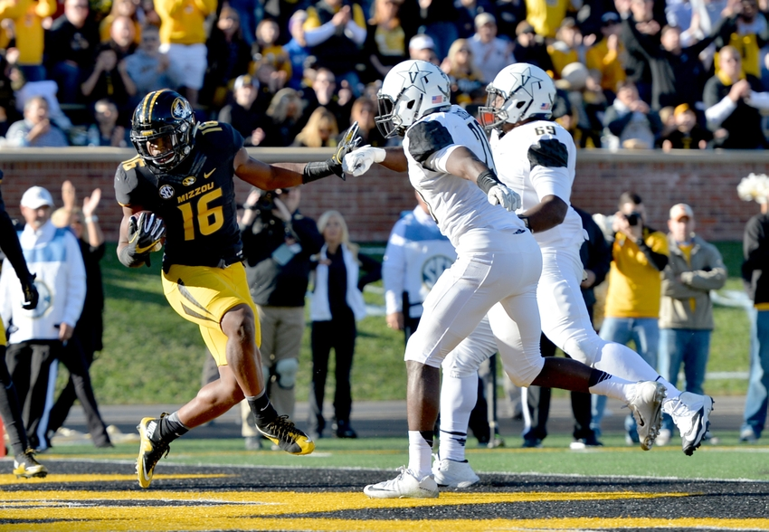 Missouri Tigers Hope Improvement is on Horizon After First ...