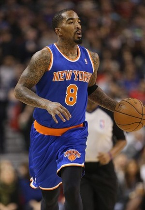 Is J.R. on his way out of NY?