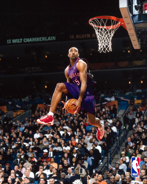 Nba all star weekend 2014 remembering vince carter s dunk contest