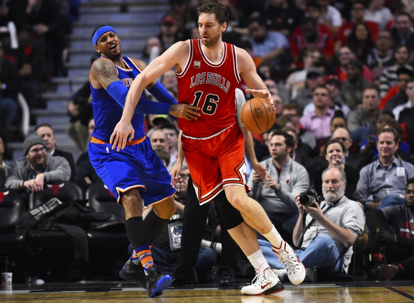 Pau Gasol declines 2016-17 option with Bulls, becomes free agent