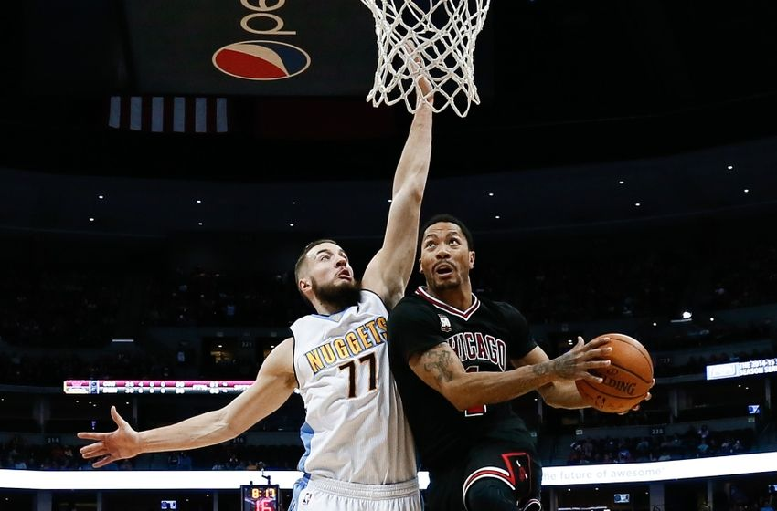 604062eaabe Courtney Lee claims New York Knicks teammate Derrick Rose flashed his MVP  form during offseason workouts. Here are five 2015-16 games where Rose  looked like ...