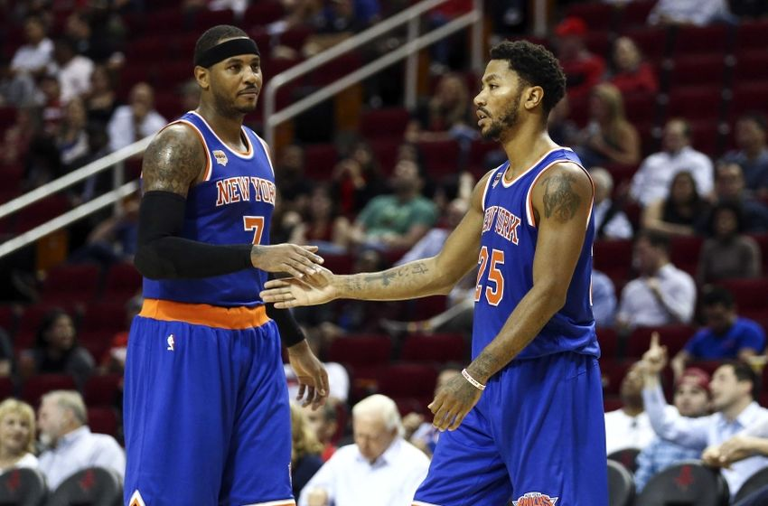 54efb0818caa New York Knicks  It Was Only The Preseason Opener