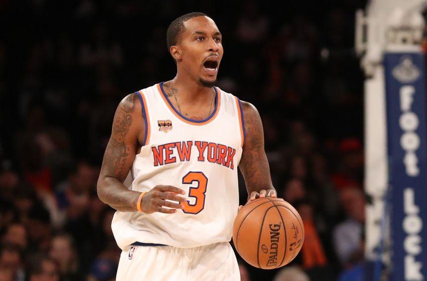 Point guard Brandon Jennings is revitalizing the New York Knicks. He ...