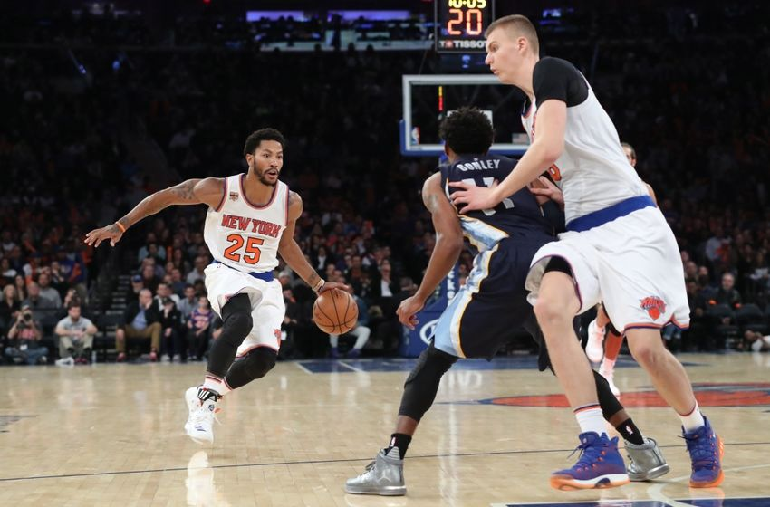 5d8e67f60215 New York Knicks  If Derrick Rose Won t Facilitate