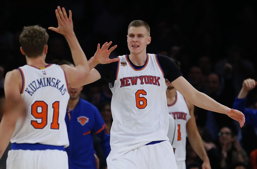 44c393a7 The New York Knicks secured a second consecutive victory with a 105-102  defeat of the Detroit Pistons. Who stepped up at Madison Square Garden?