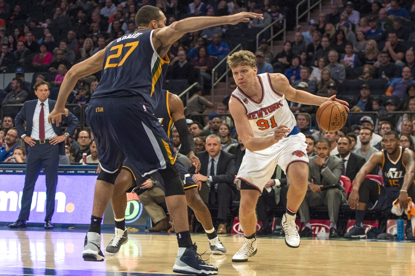7ad20979cda New York Knicks  Grading The Offseason Acquisitions After November ...