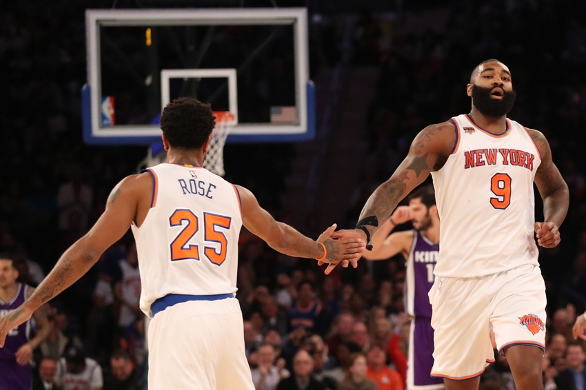 Anthiony scores 29, Knicks defeat Timberwolves 118-114