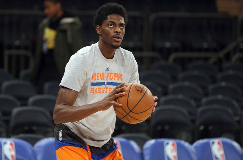 14d363c66d2d New York Knicks  Justin Holiday Might Be The Secret Weapon