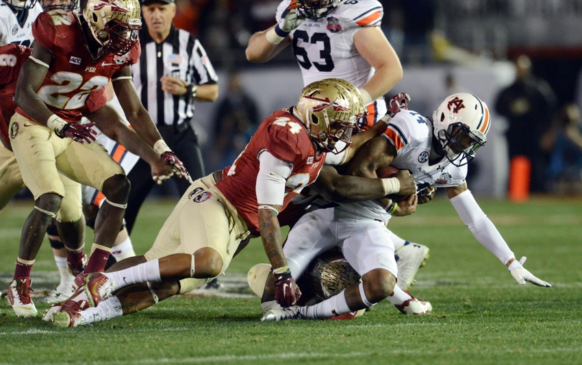 Smith Fsu Fsu's Terrance Smith on Butkus