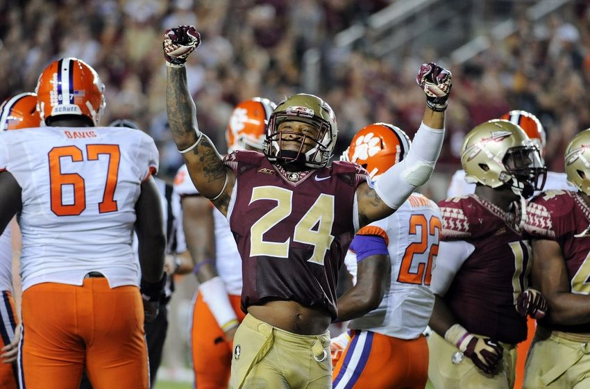 Terrance Smith Fsu Terrance Smith on Pace to Make