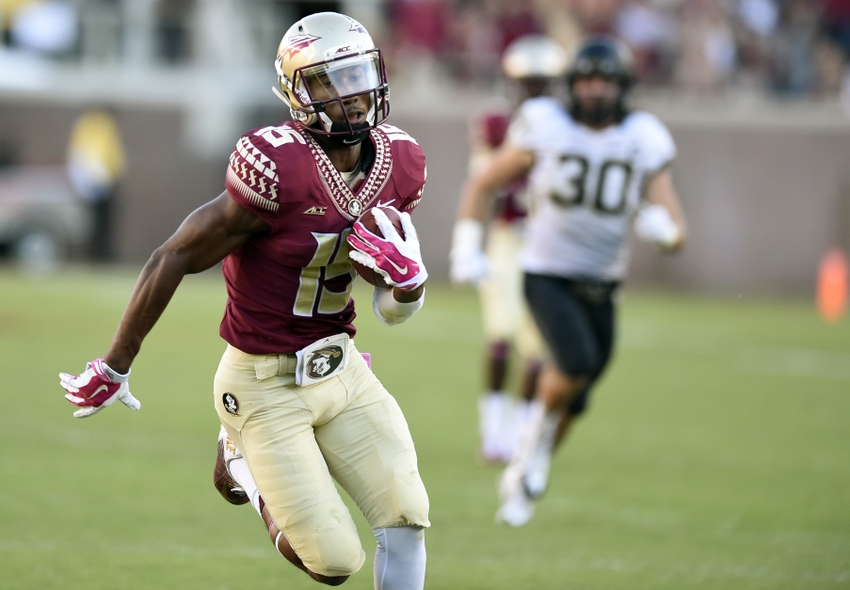 No. 14 Florida State, QB Francois set to host Wake Forest