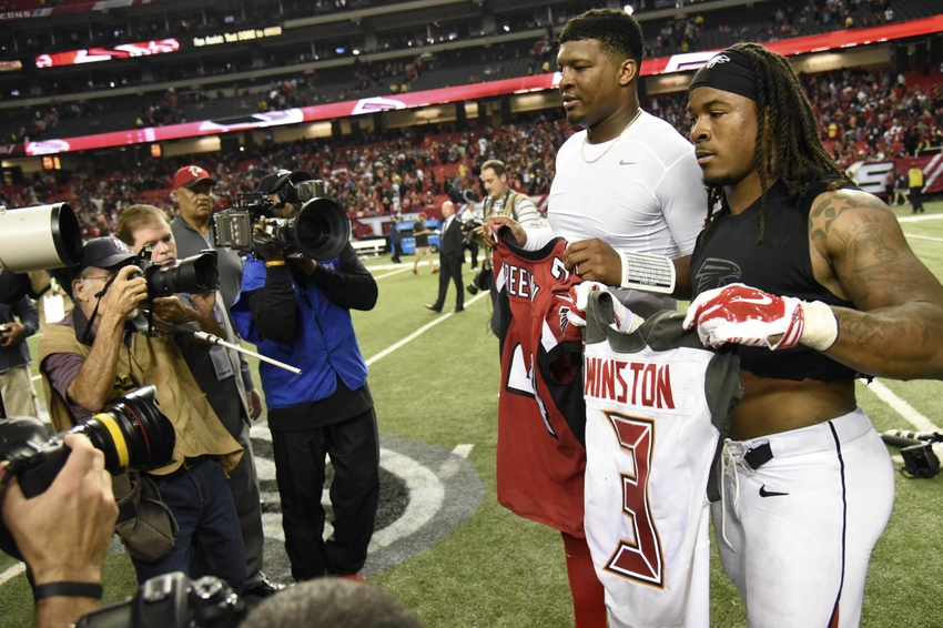 Jerseys NFL Wholesale - FSU Football: Jameis Winston Gives Back To Tampa Community