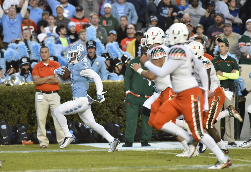 College Football Gambling: Our Top 3 Bets Of Week 7 - Page 2North Carolina Football Schedule