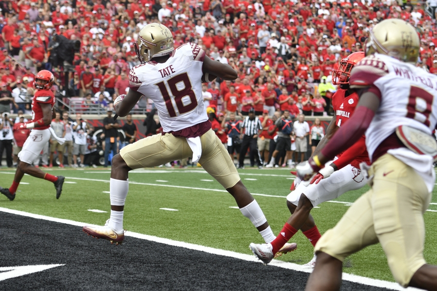 Louisville falls to Florida State