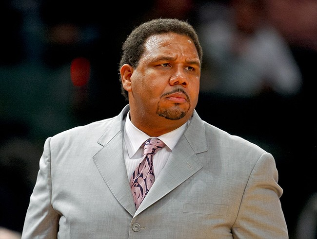 ed cooley hair head coach Ed Cooley had a