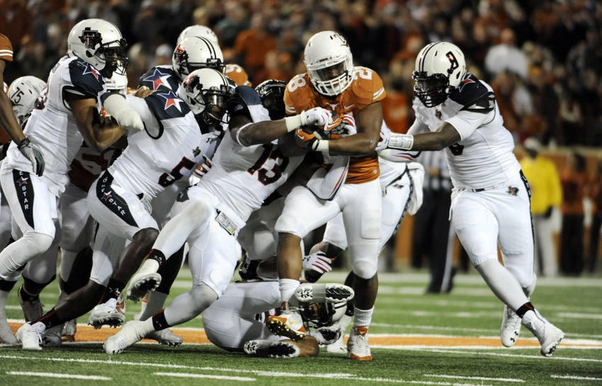 Predicting Texas Tech Football's 2014 Season: Texas
