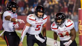 VIDEO: Highlights from Texas Tech's Win Over Iowa State