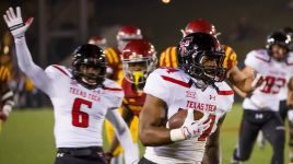 Ten Points From Texas Tech's Victory Over Iowa State