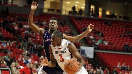 Texas Tech Basketball Tops Northwestern State 75-64