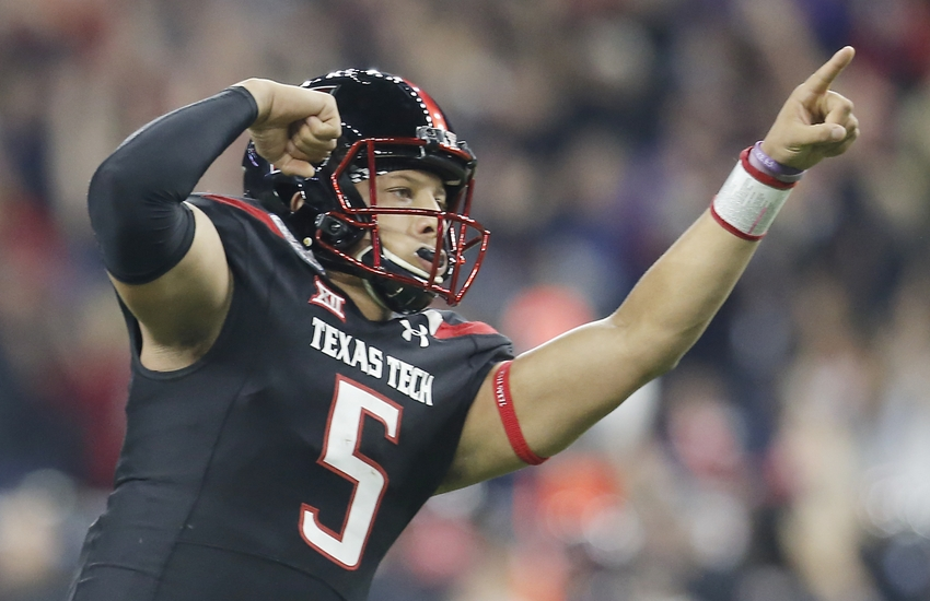 Texas Tech Football finishes 6th in ESPN Big 12 Power Rankings